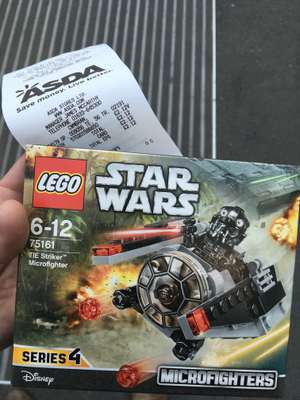 Lego 75161 Tie Strike fighter £2.12 Asda