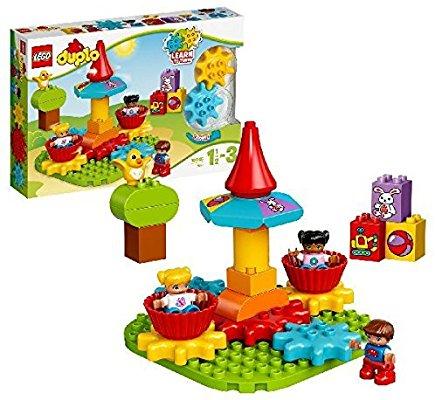 LEGO 10845 Duplo My First Carousel - £10 with Amazon Prime / £13.95 non-Prime