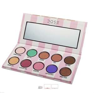 Dose of Colors Eyescream Eyeshadow Palette less than half price £21.20 delivered @ Cloud10Beautyy