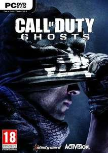Call of Duty: Ghosts (PC - Steam) £3.49 on CDKeys