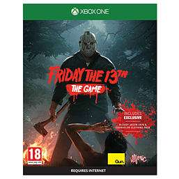 Friday 13th Xbox One digital download @ Brazil Xbox Store £6.16 (with Gold Sub)
