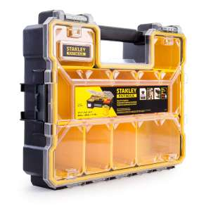 Stanley Fatmax Deep Pro Organiser £19.99 Buy 1 Get 1 Free (Works out to £9.99 each) @ Screwfix (C&C)