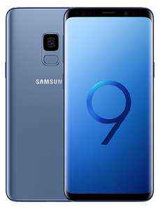 Samsung s9/23 a month x 24 months/175 upfront = £727 @ Mobiles.co.uk