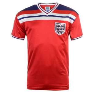 Score Draw England 1982 Away Shirt Mens £26.99 (£4.99 delivery) @ SportsDirect