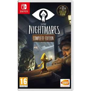 Little Nightmares - Nintendo Switch £29.99 @ 365Games