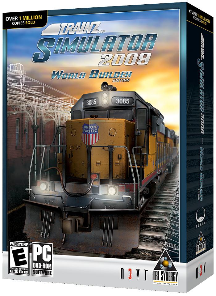 Trainz Simulator 2009 World Build Edition - Free (upon Newsletter Subscription)