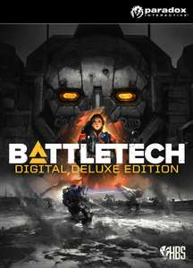 BATTLETECH Digital Deluxe Edition [PC Code - Steam]  £10.29 Amazon uk