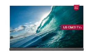 """Stunning LG OLED 77"""" OLED77G7 TV reduced from £7999 to £6999 @ Reliant Direct"""