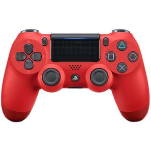 PS4 Playstation dualshock 4 controller plasma red £40 @ ao.com