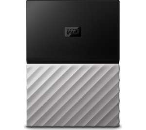 Wd My passport ultra external 2tb hard drive £71.90 @ currys with code