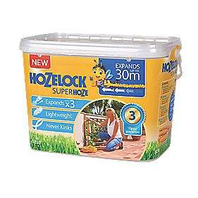 Hozelock 30 metre superhoze £29.99 @ Screwfix