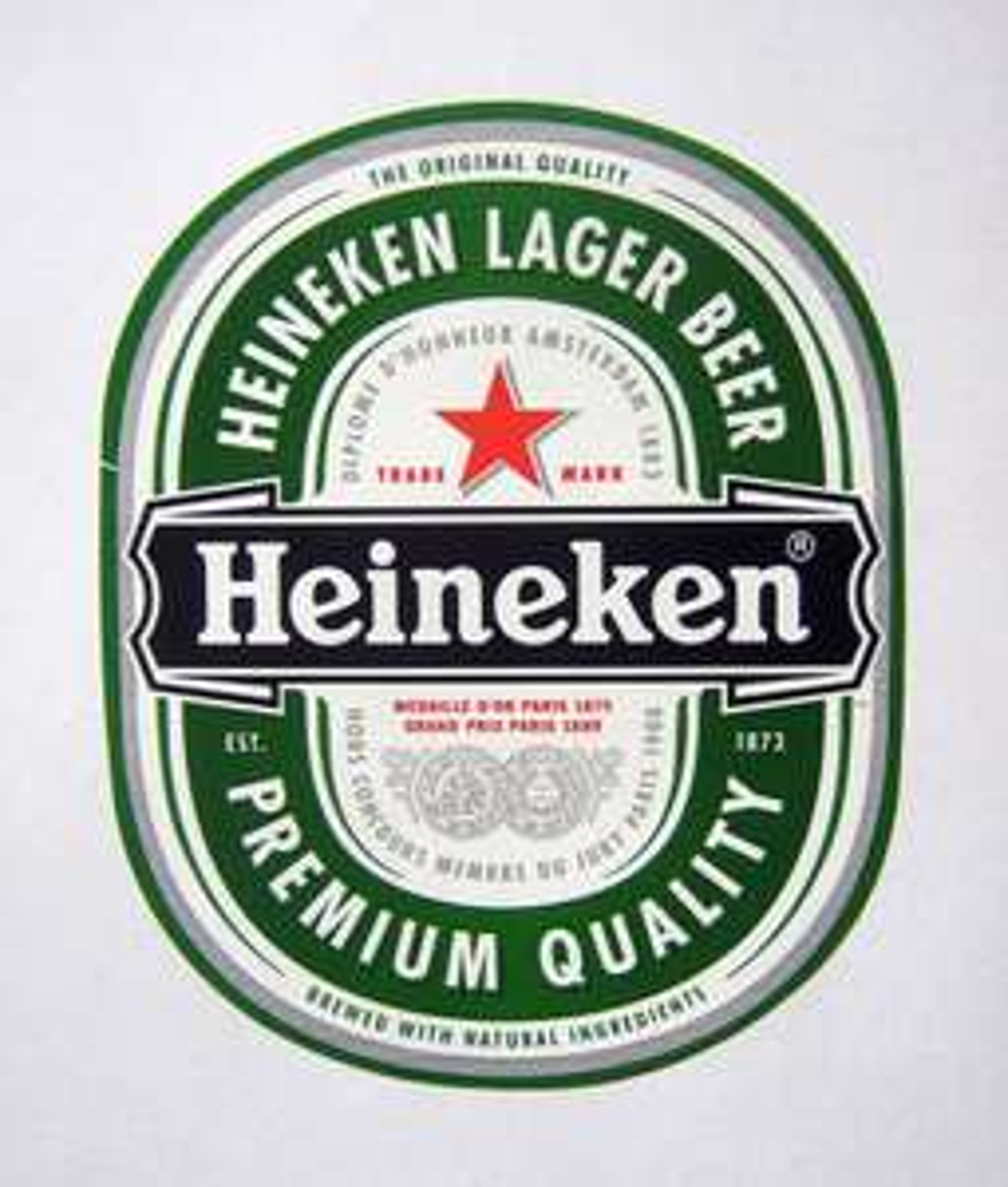 Heineken 6x330ML cans £5.00 - £2.50 after cashback @ Tesco & others