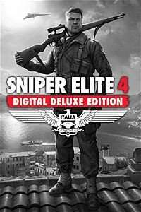 Sniper Elite 4 Deluxe Edition (PC) for £17.99 @ CDKeys.com