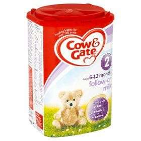 ASDA Cow & Gate 2 for £15 follow on milk formula @ Asda