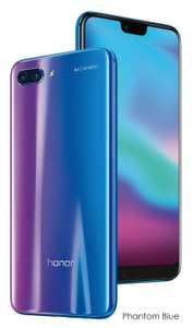 "Honor 10-4GB+64GB Dual Sim,Android 8.1,Dual Camera 24+16MP, Super Charge, 5.84"" SIM-Free Smartphone £370.09 delivered @ Amazon DE"