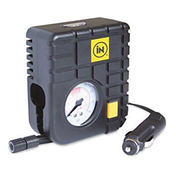 iN CAR Mini Analogue Air Compressor/Tyre Inflator £9.99 Prime £14.75 Non Prime
