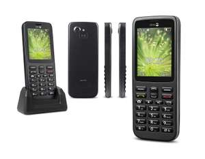 Doro 5516 Like New - Midnight Blue. You do not need to top up - £5 @ O2