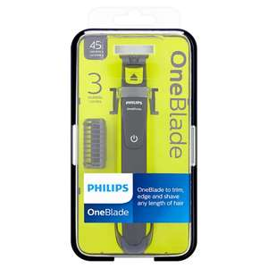 Philips OneBlade Face Qp2520/25 £26 at Tesco online / instore