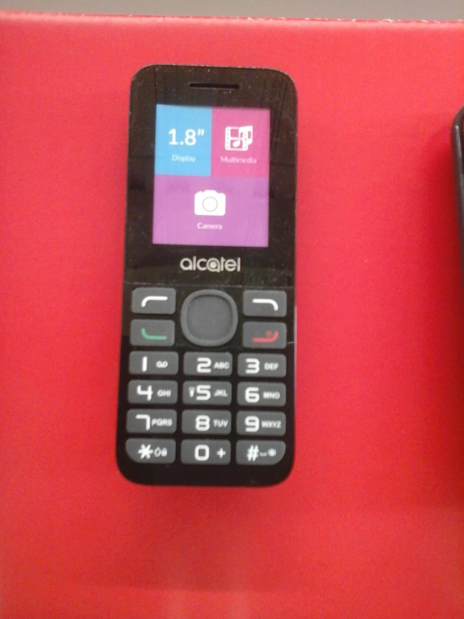 Vodaphone alcatel 10.54 - £4 @ Sainsburys - Derby Store
