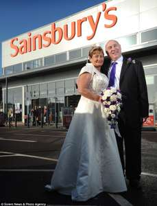 Sainsbury's new wedding items half price or more off original rrp instore!