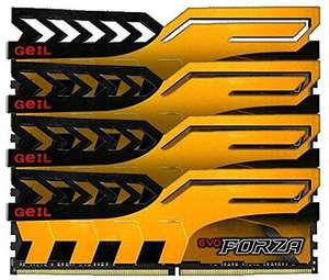 Geil 16GB DDR4-2400 £110.14 @ Amazon Germany