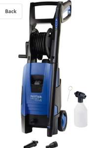Nilfisk C-PG 130 bar Pressure Washer with Power Grip Control £129.99 @ Amazon