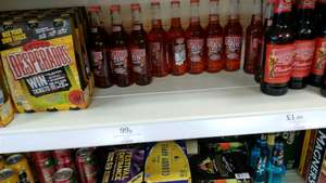 Desperados Red 330ml £0.99 Home Bargains Coventry