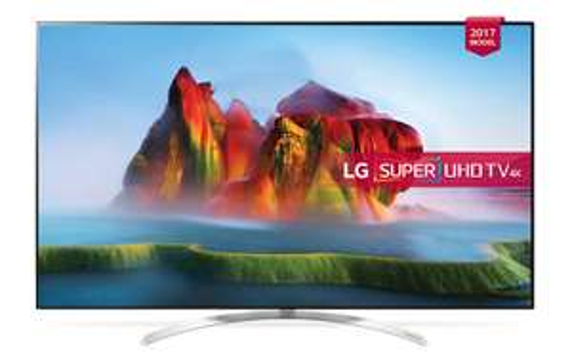LG 55SJ850V LED HDR Super UHD 4K TV - £729 using code SAVE50 @ Reliant Direct