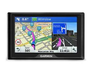 Garmin Drive 51LMT-S 5 Inch Sat Nav with Lifetime Map Updates for UK and Ireland and Free Live Traffic £89 @ Amazon