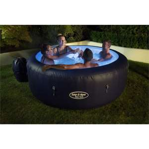 Lay-z-Spa New York Airjet  4-6 person hot tub - £319 @ Homebase