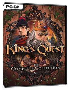 Kings Quest Complete Collection pc £4.42 @ MMOGA