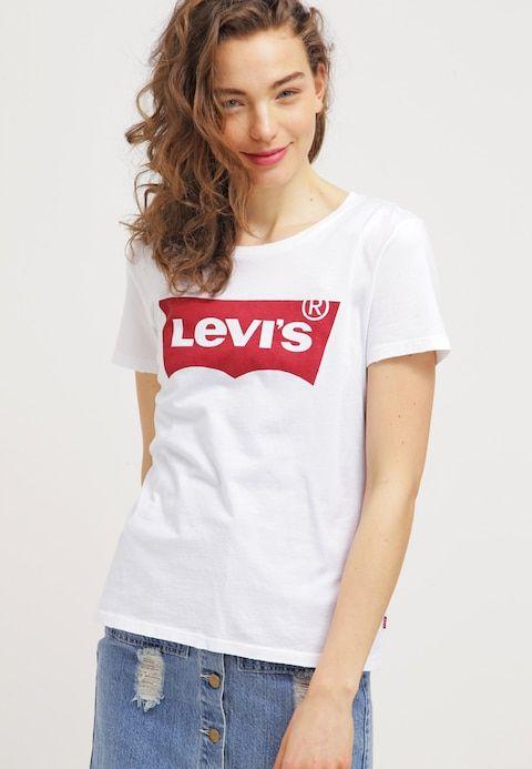 Levi's woman's t-shirt £15.99 delivered @ Zalando