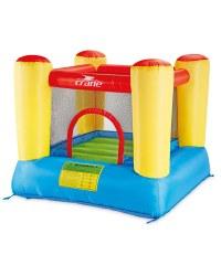 Crane Bouncy Castle including Air Blower  £69.99 @ ALDI