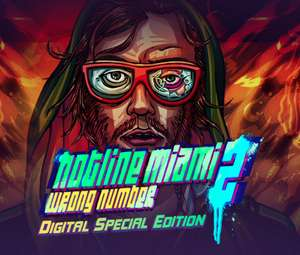 [Steam] Hotline Miami 2: Wrong Number Digital Special Edition - £1.86 - Chrono.gg