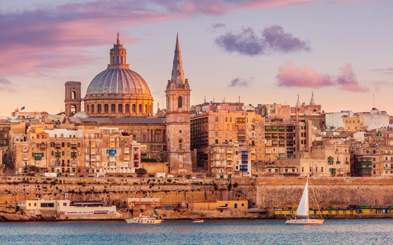 Malta August Bank Holiday Break 4 Sharing £229pp Malta from Nottingham @ Expedia