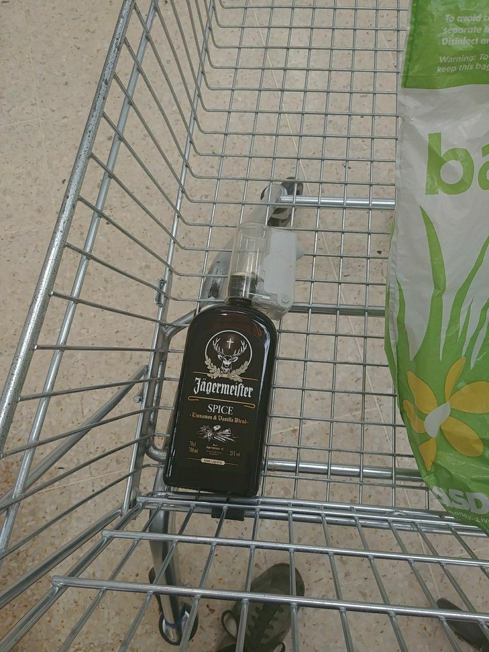 Jagermeister Spice 70cl Sainsburys £10 @ Sainsburys