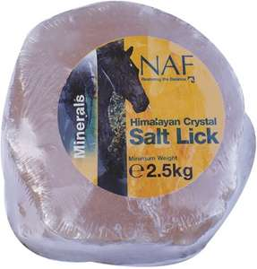 BOGOF Salt Licks for Horses @ Farm & Pet Place