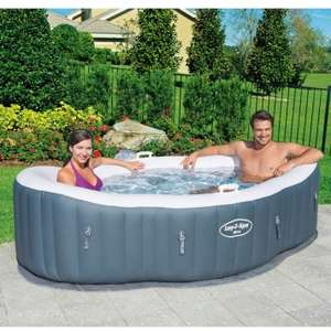 Lay Z Spa Siena 2 Person Hot Tub + Free Next Day Delivery £379.95 @ AllRoundFun