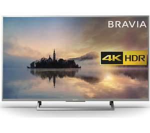 Sony BRAVIA KD55XE7073 55 inches 4k HDR tv £559 with code at Currys