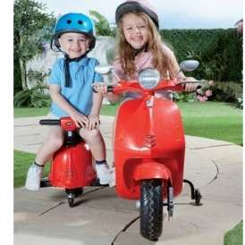 12V Retro Twin Scooter with Removable Side Car was £199 now £64.99 @ Studio (poss Free Del with code)