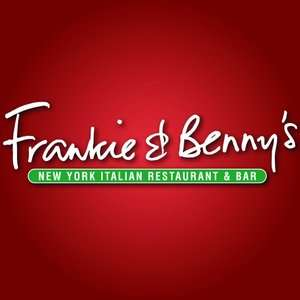 Frankie & Benny's 2 Course A La Carte Dining & Alcoholic Drinks for 2 £19.95 (£9.98pp) @ Wowcher (Valid at 258 Locations)