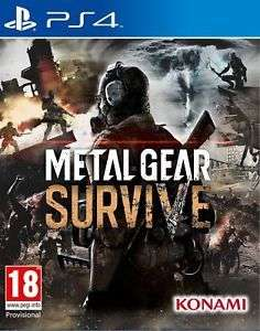 Metal Gear Survive (PS4) £8.99 NEW Delivered @ Music Magpie