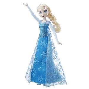 Light up Singing Magical Dress Elsa doll. £12.66 at The Entertainer