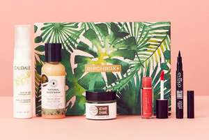 2 Birchboxes For the Price of 1 - 10 Branded Beauty Items was £22.95 now £12.95 Del via Wowcher