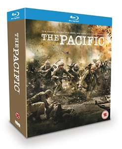 The Pacific bluray £9.99 prime / £12.98 non prime @ Amazon