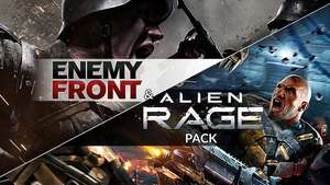 Enemy Front & Alien Rage Pack (PC - Steam) 79p at Fanatical