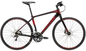 Cannondale 2017 Quick Carbon 2 Mens Hybrid Bike - £845 @ Start Fitness