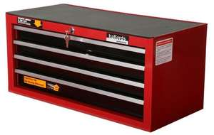 Halfords Professional 4 Drawer Intermediate Ball-Bearing Chest £50 at Halfords