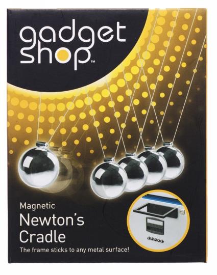 Gadget Shop Magnetic Newton's Cradle £4.99 Free C&C @ WHSmiths