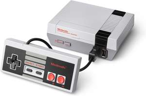 NES Mini Nintendo Entertainment System Classic Mini Preorders at Smyths £49.99